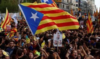 European markets advance despite Catalonia vote