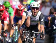Cycling: Cavendish sprints to victory in Japan