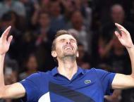 Tennis: Qualifier Krajinovic to face Sock in Paris final