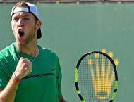 Tennis: Sock stunned after swapping holidays for Tour Finals