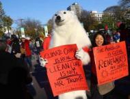 Still wary of 'Trump Effect', UN climate talks open in Bonn