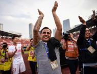 Cannavaro quits Tianjin as Evergrande rumours swirl