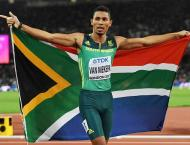 Athletics: Farah, Van Niekerk, Barshim up for athlete of year