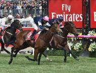 Racing: Rekindling leads Irish one-two-three at Melbourne Cup
