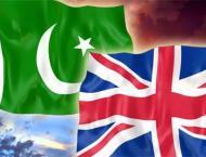 UK PM's new trade envoy visits Pakistan to increase bilateral tra ..