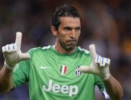 Football: Buffon says 'no panic' as Italy on brink of World Cup d ..