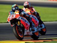 Motorcycling: Alex Marquez on Valencia Moto2 pole