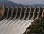 IRSA releases 105,400 cusecs water