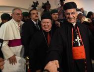 Lebanon's Maronite patriarch makes historic Saudi visit