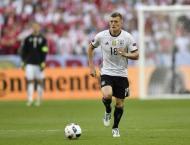 Football: Toni Kroos, a vital cog in Germany's engine