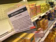 Butter shortage chills France's patisserie-loving soul