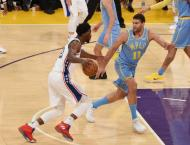 NBA: Embiid dominates as Sixers beat Lakers in young talent showc ..