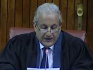 Chairman Senate gives ruling regarding delay in NFC award, sends  ..
