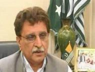 EU MP Sajjad Haider Calls on AJK PM
