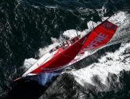 Yachting: MAPFRE of Spain wins second leg of Volvo Ocean Race