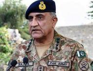 COAS telephones PM, discusses Islamabad sit-in