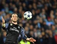 Football: Bale finally back for Real Madrid