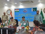 Pak Rangers, BSF discuss measures to check smuggling