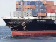 Seven 'trapped' after cargo ships collide off south China