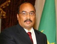 Mauritania's controversial new flag flies for first time