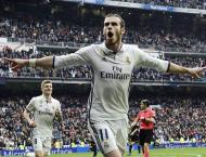Football: Returning Bale rides to rescue of woeful Real