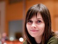 Katrin Jakobsdottir: Iceland's new 'trustworthy' prime minister