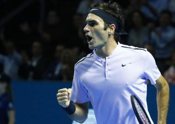 Tennis: Federer Paired With Zverev In ATP Finals Draw