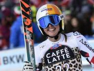Alpine skiing: Kriechmayr wins World Cup super-G
