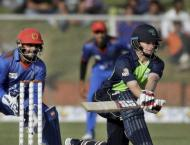 Cricket: Afghanistan beat Ireland in first ODI