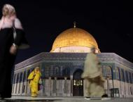 Muslim world not to accept Jeusalme as Israel's capital