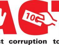 International Anti-Corruption Day on Dec 9