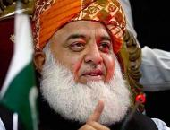 JUI-F carries out rallies against Trumps controversial decision o ..