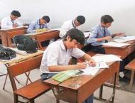 DAE annual exam from April 25