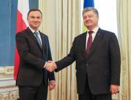 Ukraine, Poland in effort to defuse historical dispute
