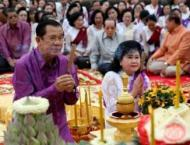 Fortified by family and China cash, Cambodia's strongman digs in