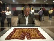 Peru recovers 79 pre-Hispanic textiles from Sweden
