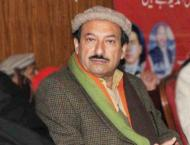Record corruption underway in PTI led Govt. in KP: ANP leader
