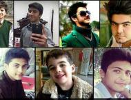 3rd anniversary of APS martyrs on Dec 16