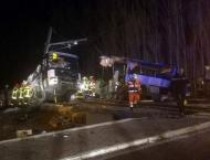 France stunned by deadly school bus crash