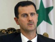 Assad accuses France of backing 'terrorism'