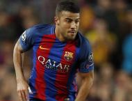 Football: Barca's Rafinha back after eight-month layoff
