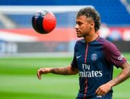 Football: Neymar wants 'history' with Real scalp
