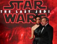 'The Last Jedi' tops Christmas box office in North America