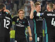Football: Carvajal confident Real can still win La Liga