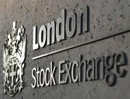 London stocks open near record highs