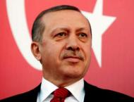 Turkey's Erdogan holds out olive branch to Germany, EU