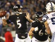 NFL: Ravens seek to ride late momentum into playoffs