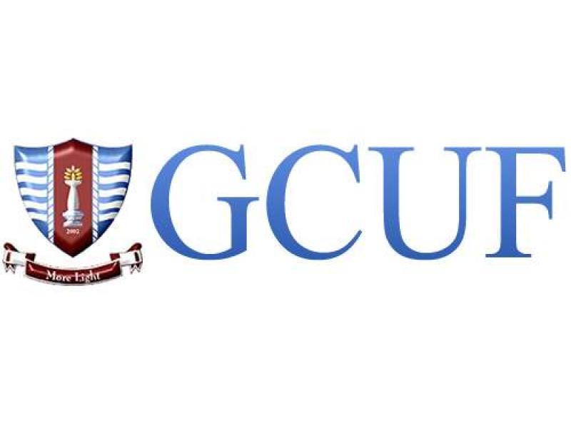 GCUF Announces BA/BSc Results - UrduPoint