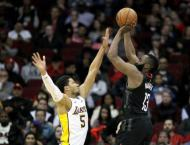 NBA: Rockets end skid, Mavs silence Thunder