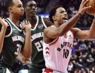 NBA: DeRozan delivers career-best performance with 52 points